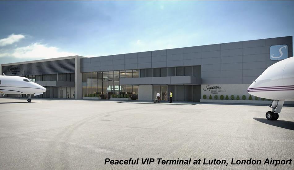 Luton Airport  Jet Charter Luton  Hire Plane